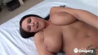 Bella Blaze Has Her Huge Saggy Tits Fucked Silly