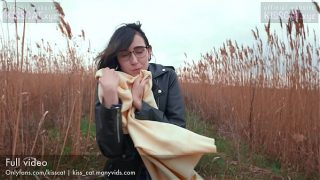 I'm Cold, Warm Me & Cum on Pussy – Public Agent PickUp Russian Student to Outdoor Real Fuck