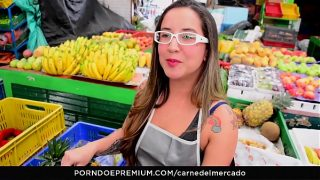 MAMACITAZ – #Catica Mamor – Inked Latina Picked Up From The Market For Hot Sex
