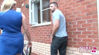 PURE XXX FILMS The Spying Neighbour 12 min