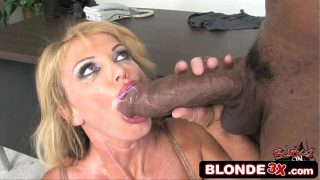 Interracial Monster Cock Cumshot Compilation #8 – MILF Edition